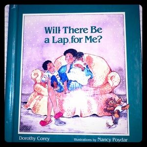 (1 Book) WILL THERE BE A LAP FOR ME?
